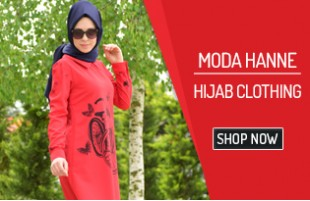 Hijab Dress Moda Hanne Combination
