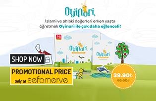 Oyinori Islamic Activity Box