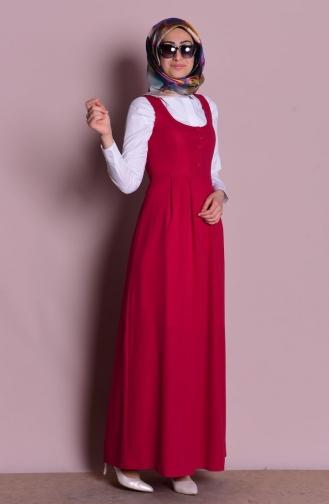 Cherry İslamitische Jurk 2115-01