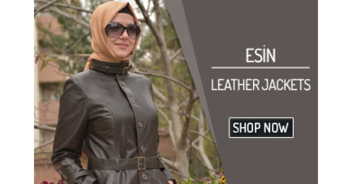 Esin Leather Jackets