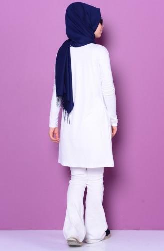 White Combed Cotton 0728-15