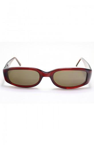 Claret red Zonnebril 956C128