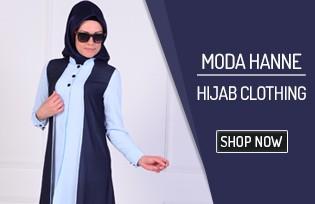 Hijab Dress Moda Hanne Combination