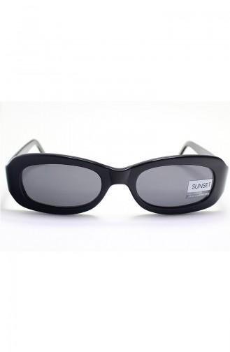 Black Zonnebril 1020C01