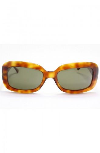 Brown Zonnebril 1031C29