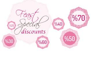 Feast Specıal Discounts