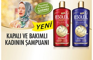 Lesoleil Shampoo