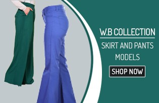 WB Collection Skirt and Pants Models