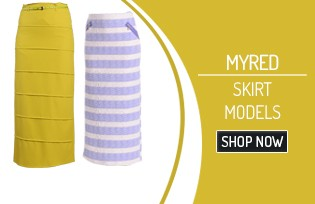Myred Skirt Models