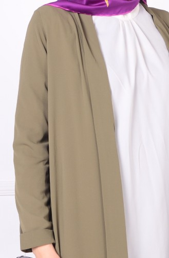 Khaki Vest 1801-02