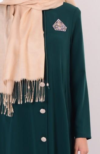 Emerald Abaya 0480-01
