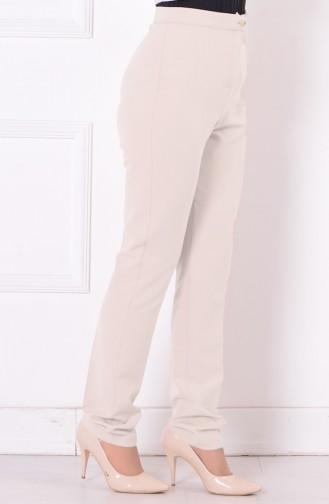 Ecru Pants 1004-04