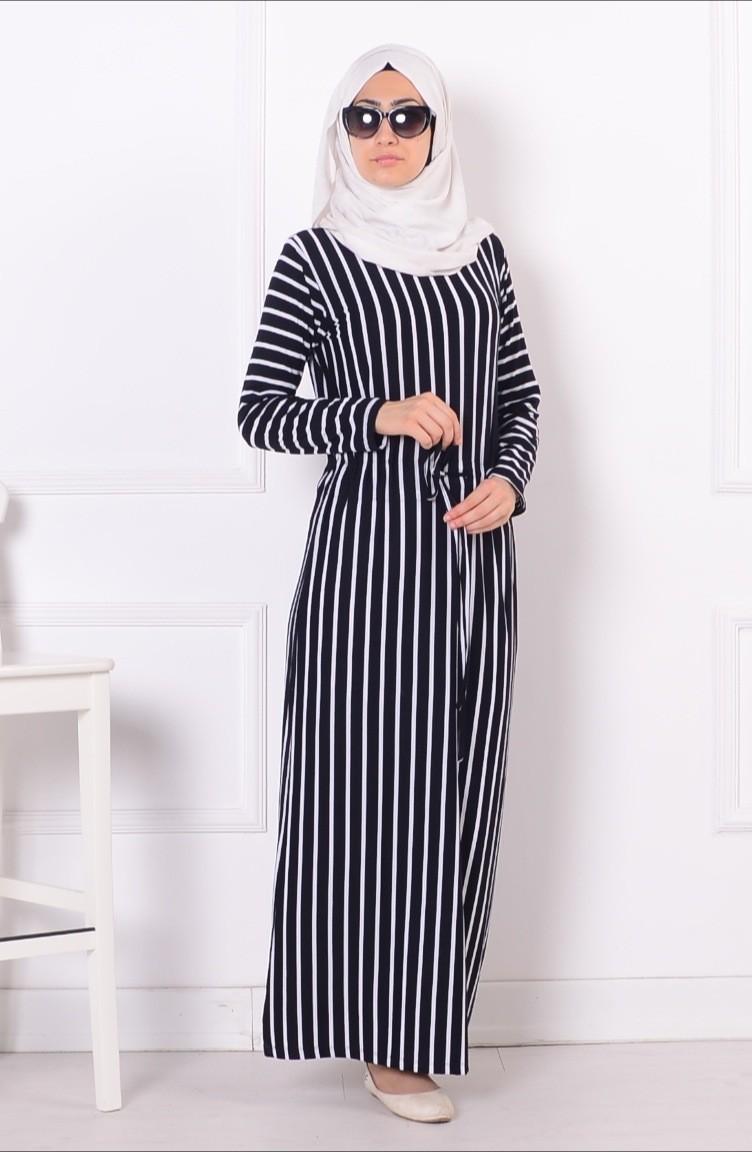 فستان أسود 1797 03 Sefamerve