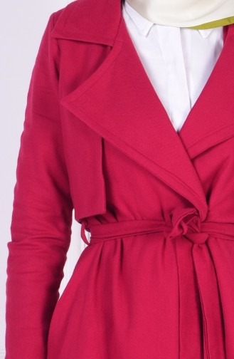 Claret red Mantel 6668-05
