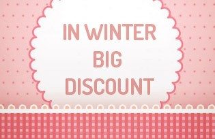 Big Discount On Winter Collection