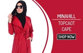 Minahill Topcoat Cape Models