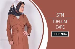 SFM Topcoat Cape Models
