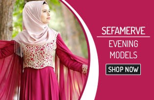 Sefamerve Evening Dress Models