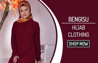 Bengisu Hijab Clothing