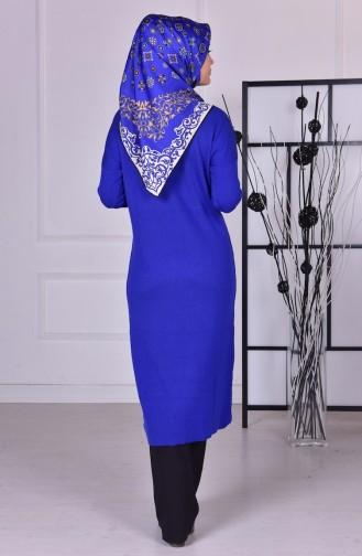 Saxon blue Tricot 3616-03