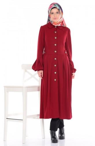 Claret red Mantel 6157-05