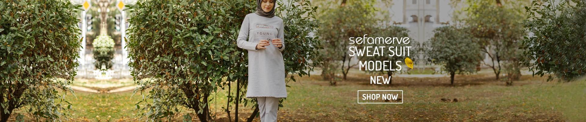 Hijab Sweatsuit