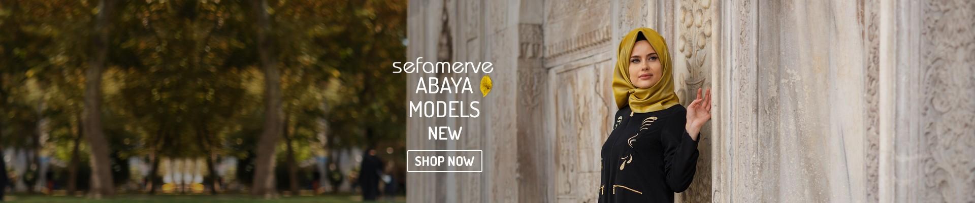 Abaya Models