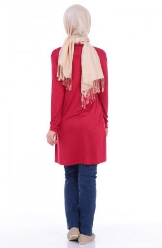 Claret red Tops 0755-03