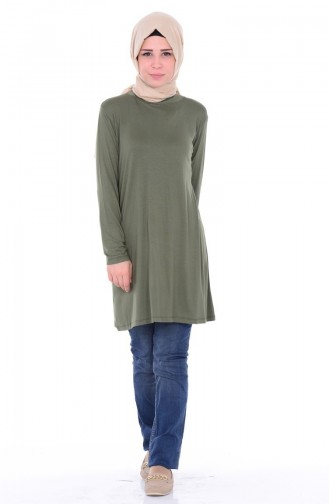 Khaki Combed Cotton 0755-10