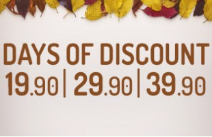 Days Of Discount