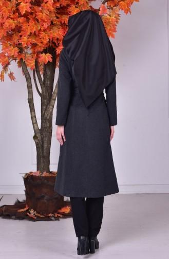 Cachet Coat 1827-02 Antrasit 1827-02