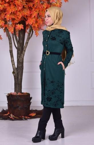 Emerald Mantel 1080-02