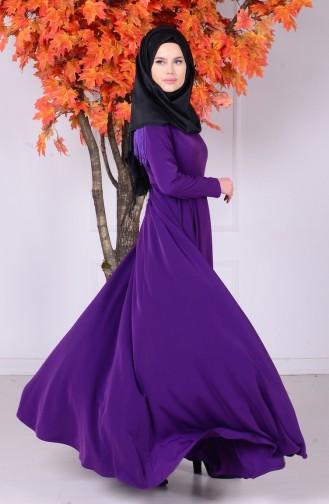 Purple Dress 4074-05