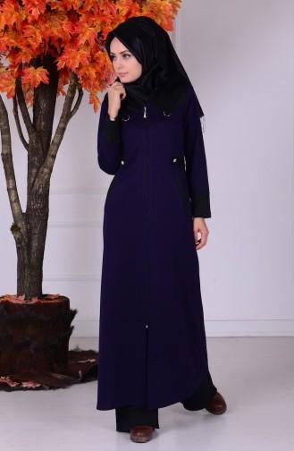Purple Abaya 1060-04