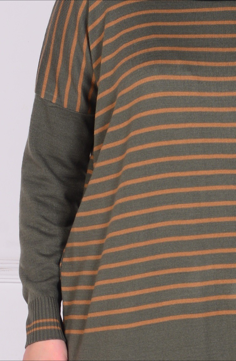 Giysilerdeki haki renk ne renk