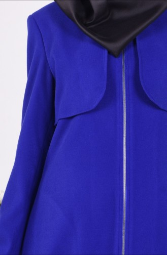 Caban 0678-03 Bleu Roi 0678-03