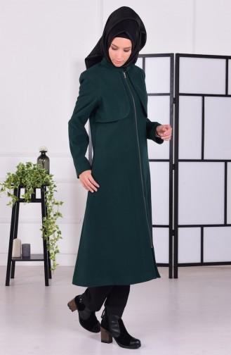 Emerald Lange Jas 0678-02