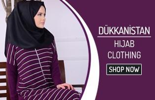 Dükkanistan Hıjab Clothıng