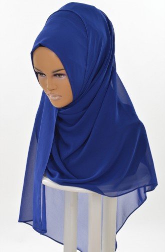 Saxon blue Shawl 0011-16