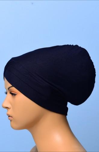 Bonnet Croisé 08 Bleu Marine 08
