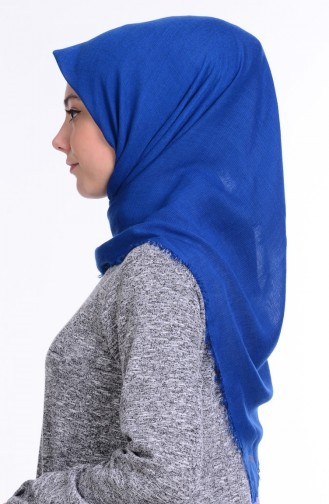 Light Navy Blue Hoofddoek 07