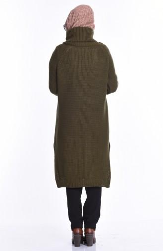 Khaki Sweater 3872-01