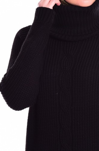 Pull Tricot 3872-06 Noir 3872-06