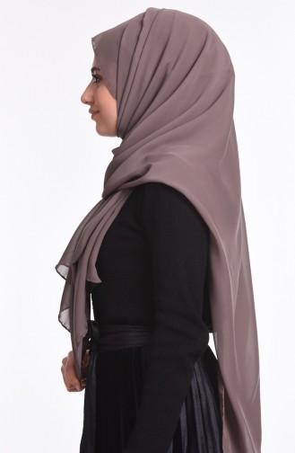 Alya Schal aus Chiffon 9902-09 Nerz 9902-09