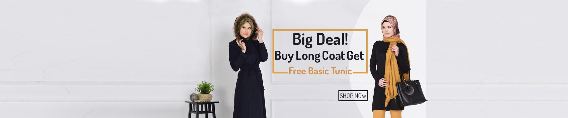 LongCoat Deal