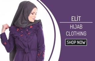 Elit Hijab Combination