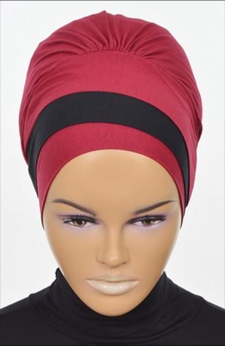 Claret red Bonnet 0002-3-6