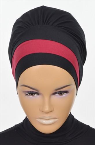 Claret red Bonnet 0002-6-3
