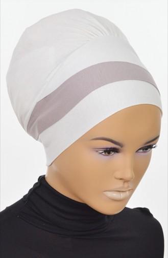 Cream Bonnet 0002-8-2