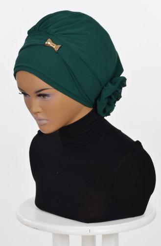 Emerald Ready to wear Turban 0007-12